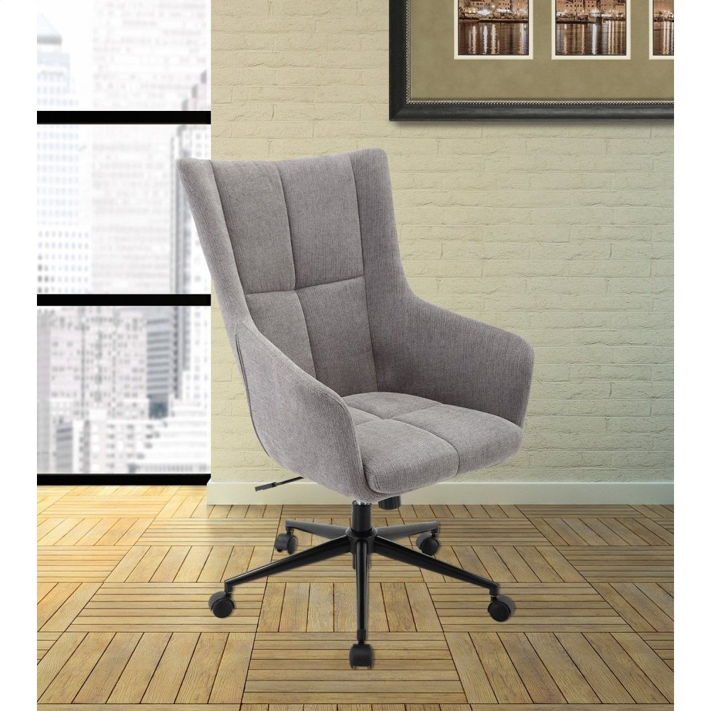 DC#206-HAR Fabric Desk Chair