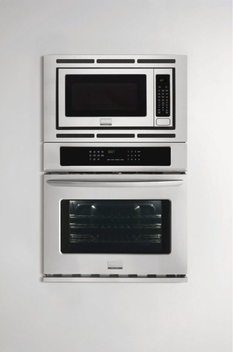 Frigidaire Gallery 27 Electric Wall Oven Microwave Combination