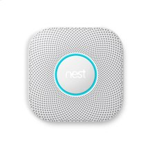 Nest Protect - 2nd Generation (White, Wired)