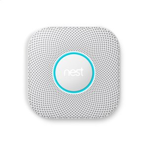 Nest Protect - 2nd Generation (White, Battery)