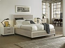 Spencer Queen Storage Bed