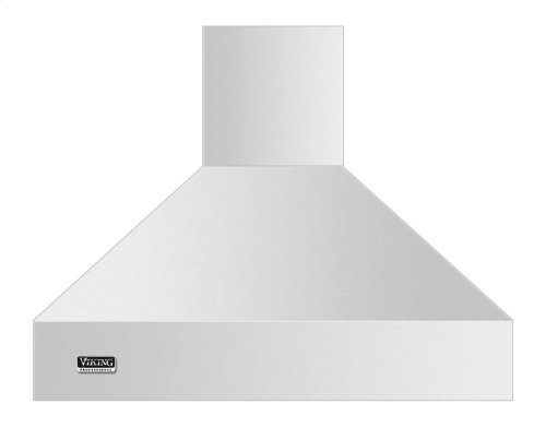 "60"" Wide 18"" High Chimney Wall Hood"