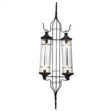 Carriage Lantern Wall Sconce