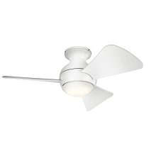 Sola Collection 34 Inch Sola Fan MWH