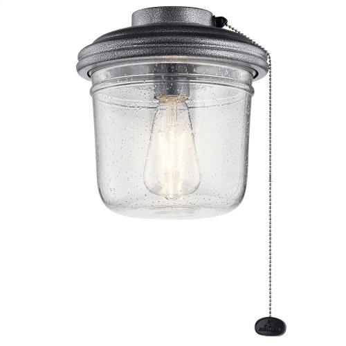 Yorke Collection Yorke Ceiling Fan Light Kit WSP