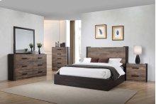 5pc Queen Bed Set