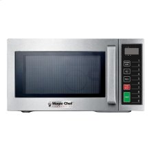 0.9 cu ft 1000W Commercial Microwave Oven
