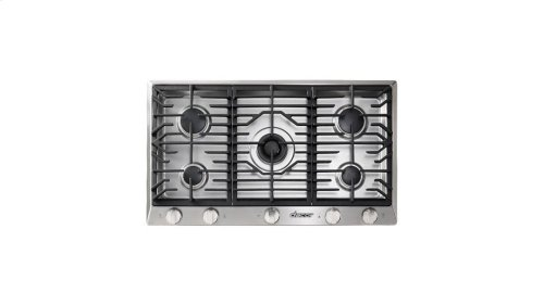 "Renaissance 30"" Gas Cooktop, in Stainless Steel, Natural Gas"