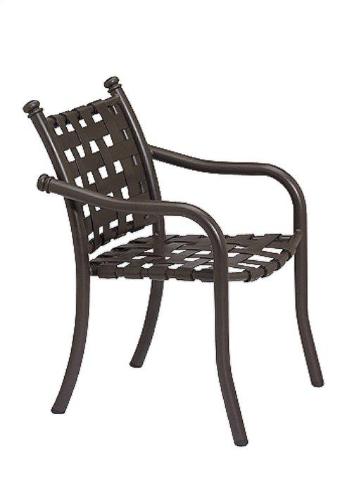La Scala Strap Dining Chair