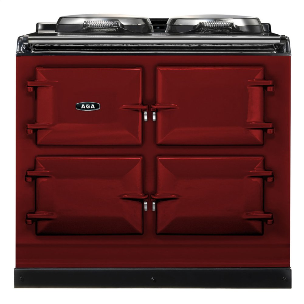 Claret AGA Dual Control 3-Oven Natural Gas  CLARET