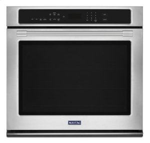 27-Inch Wide Single Wall Oven With True Convection - 4.3 Cu. Ft. Product Image
