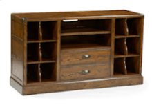 Storehouse Hall Chest/Estagere/Bookcase