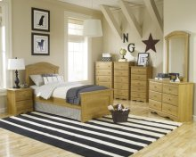 HB10 Panel Bed - Full