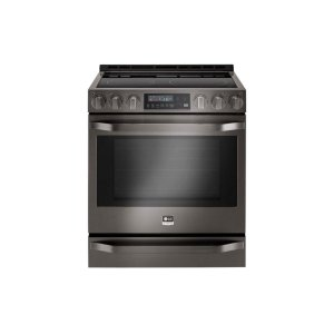 LG AppliancesSTUDIOLG STUDIO 6.3 cu. ft. Electric Single Oven Slide-In-range with ProBake Convection(R)