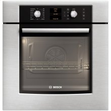 "500 Series 27"" Single Wall Oven - Stainless steel"