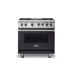 "Viking36"" Sealed Burner Gas Range, Propane Gas"