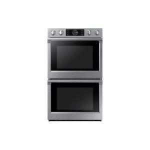 "Samsung30"" Flex Duo Double Wall Oven in Stainless Steel"