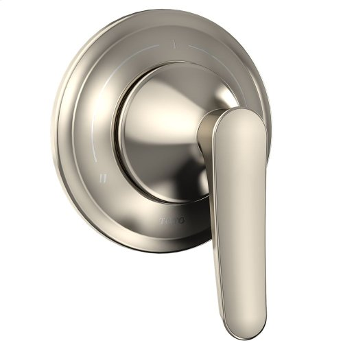 Wyeth Three-way Diverter Trim - Brushed Nickel