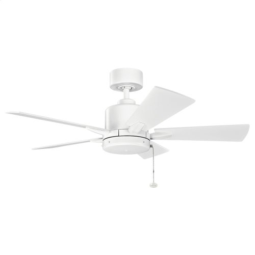 "Bowen 42"" Fan Matte White"