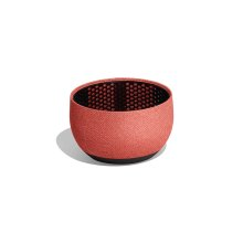 Base for Google Home Fabric Coral