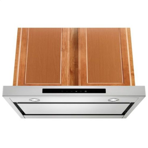"KitchenAid® 36"" Low Profile Under-Cabinet Ventilation Hood - Stainless Steel"