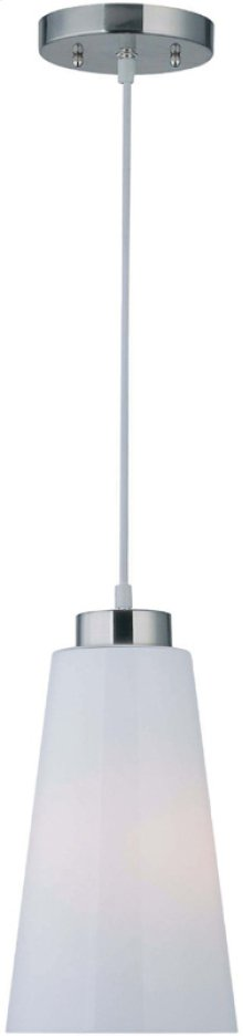 Pendant Lite, Ps/frost Glass Shade, Type A 60w