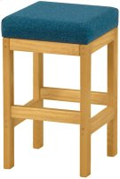 Bar Stool, Fabric Product Image