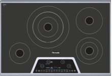 30 inch Masterpiece® Series Electric Cooktop CET304NS [OPEN BOX]