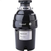 GE® 1 HP Continuous Feed Garbage Disposer Non-Corded Product Image