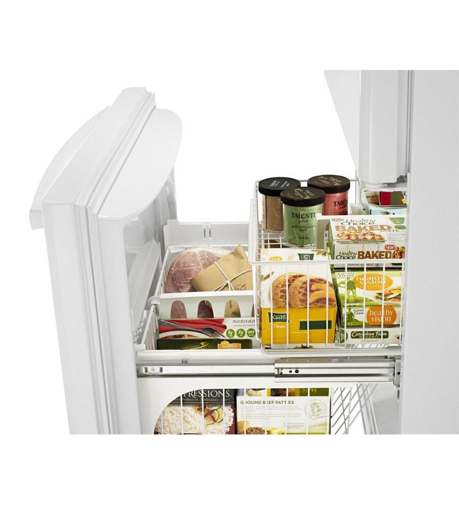 Abb2224brw Amana 33 Inch Wide Bottom Freezer Refrigerator