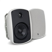 "5B45-W 4"" 2-Way OutBack Speaker in White"