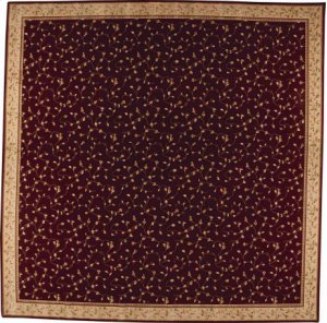 Hard To Find Sizes Chalet Cl04 Garne Square Rug 13' X 13'