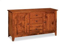 Shenandoah Hutch Base, 60 1/4""