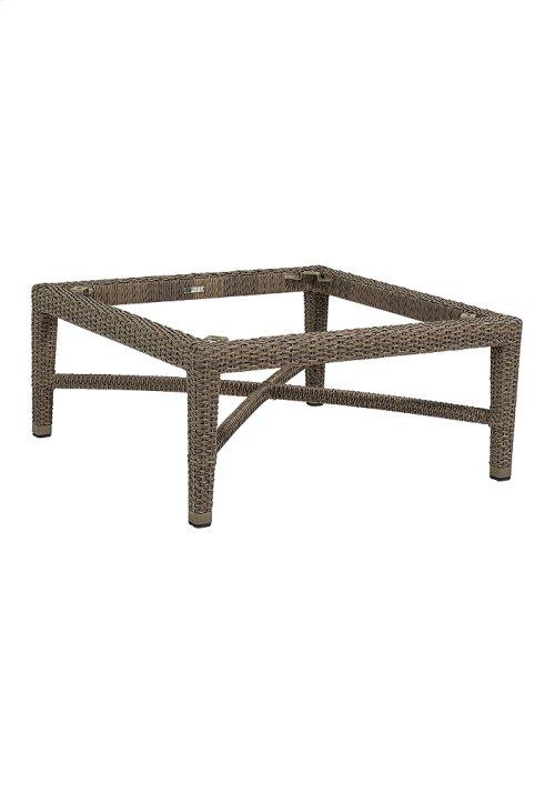 Evo Woven Coffee Table Base