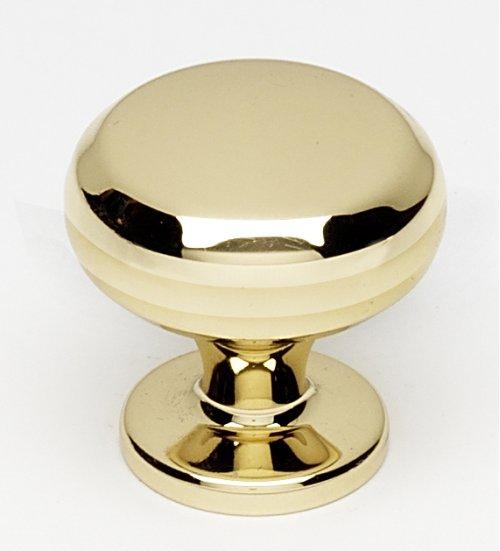 Knobs A1172 - Polished Brass