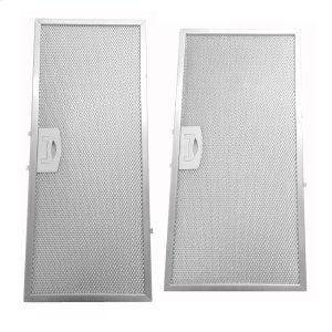 XO APPLIANCESet of two aluminum mesh filters for XOC36S