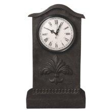 Crest Desk Clock