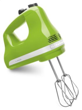 5-Speed Ultra Power Hand Mixer - Green Apple