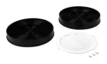 Vent with Charcoal Filter Kit