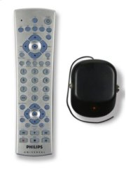 Philips Remote Control US2-PH750 Universal IR/RF home control Product Image