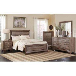 CoasterQueen Bed