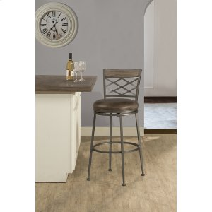 Hillsdale FurnitureHutchinson Swivel Counter Stool