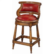 Counter Stool with Swivel