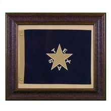 "Small : 31"" x 27"" Republic of Texas"
