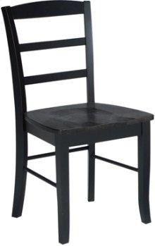 Madrid Chair Black