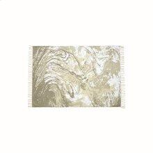 4X6 Marble Swirl Rug