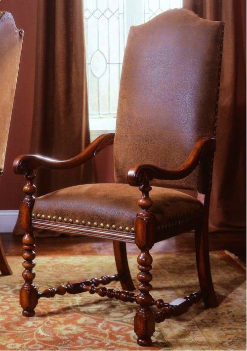 Waverly Place Upholstered Arm Chair