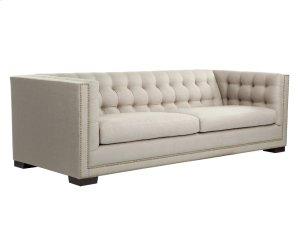 Voltaire Sofa - Taupe