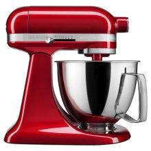 Artisan® Mini 3.5 Quart Tilt-Head Stand Mixer - Candy Apple Red