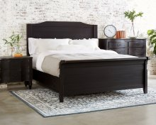 Dutch Barn Bed with Waverly Nightstand